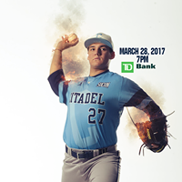 The Citadel Baseball vs USC