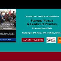 Soft Launch of Book Sewegap Women &amp Leaders of Pakistan