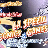 The Kings Dream Studio &amp Mad-Project Arts at Spezia Comics