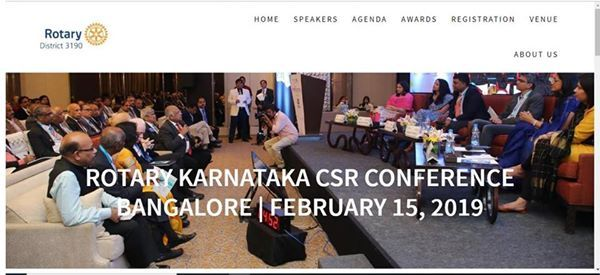 Rotary CSR Conference