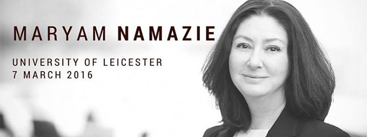 A discussion with Maryam Namazie