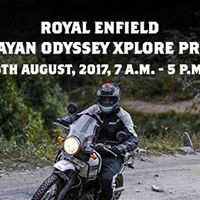 Royal Enfield Himalayan Odyssey Xplore Pre-Ride