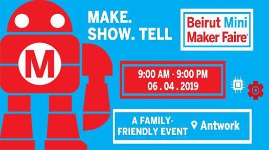 Lebanons First Maker Faire