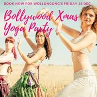 Bollywood Xmas YOGA Party
