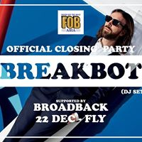 FOB Official Closing Party