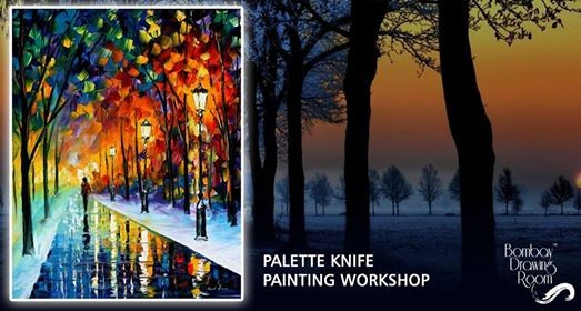 Palette Knife Painting Workshop Bandra