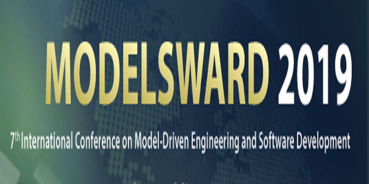 Modelsward 2019 - 7th International Conference on Model-Driven Engineering and Software Development (ins) AS