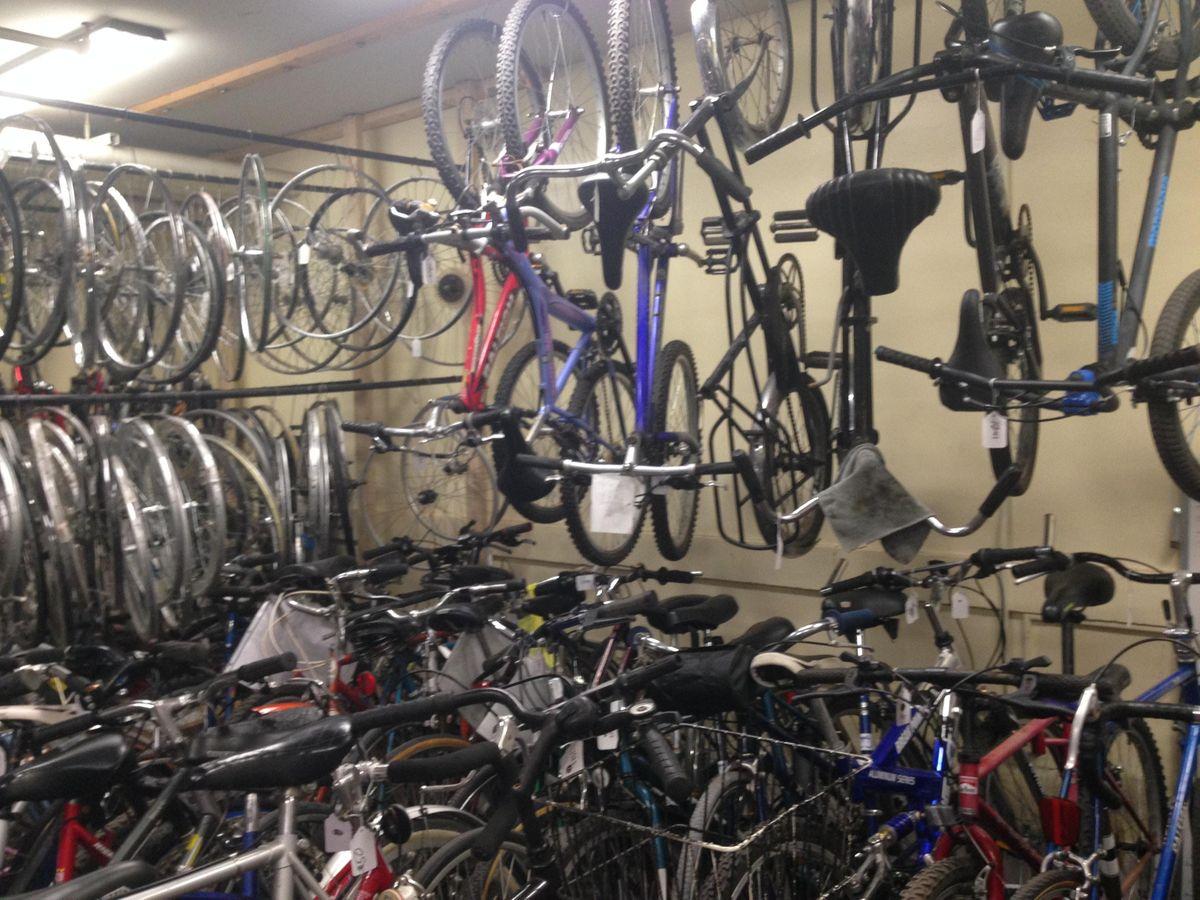 Thursay Night Bicycle Tune-Up Class