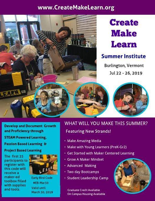 CML Summer Institute 2019