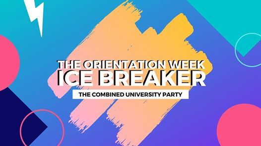 The Orientation Week - Icebreaker - Dublin