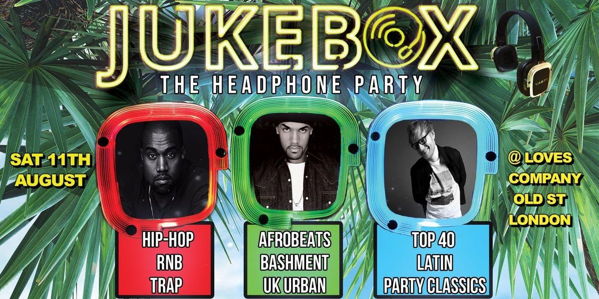 Jukebox The Headphone Party
