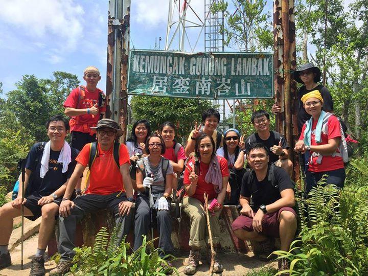 Y Treks Gunung Lambak (3 Feb 2018) Special CNY Shopping Edition