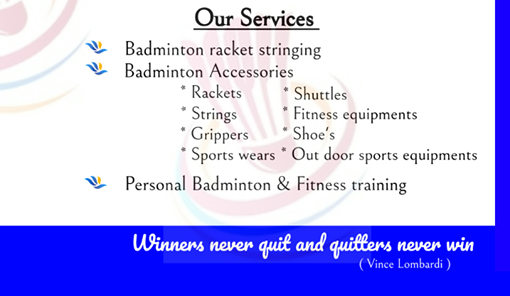 Talent Fighters State Open Badminton Tournament-2019