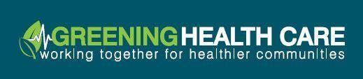 Greening Health Care November 27 - Workshop