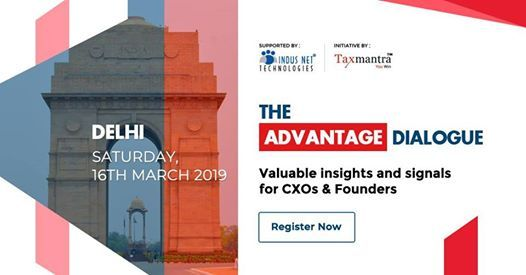 TAD 2019 Delhi- insights & signals for CXOs & Founders