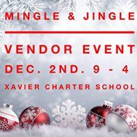 Mingle &amp Jingle Shopping Expo