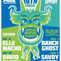 Nashville TN David Olney Plays Free Dragon Music Sundays Show