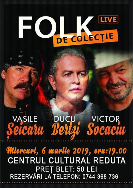 Folk de Colecie Folk de colecie - eicaru Bertzi i Socaciu
