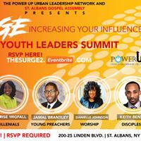 The Surge Youth Leaders Summit