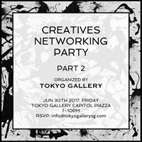 Creatives Networking Party Part 2