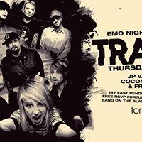 Thursday Trash Emo Night