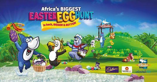 Africas Biggest Easter Egg Hunt