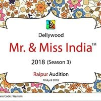 Mr. &amp Miss India- 2018 Raipur Audition