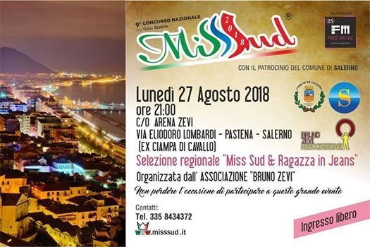 Tour Miss Sud 2018
