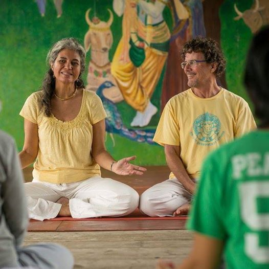 Yoga and Relationships with Shyam and Mohini