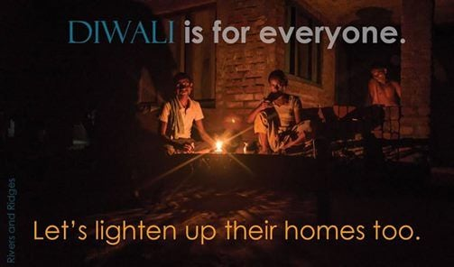 Diwali Gift Drive  Spreading light & joy in rural Maharashtra