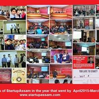 Startup Saturday Guwahati Talks
