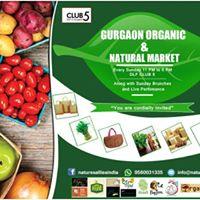 Gurgaon Organic and Natural Market - GONM