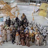 Star Wars Oregon at Evergreen Aviation Museum