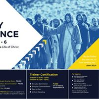 Jesus Strategy Conference - Baguio 2017