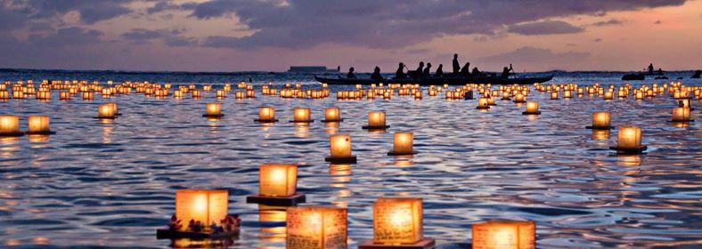San Fernando Valley  Light the Water Lantern Festival