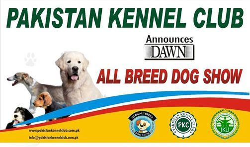 DAWN - Pakistan Kennel Club All Breed Dog Show at Expo