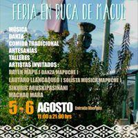 FERIA RUCA De MACUL