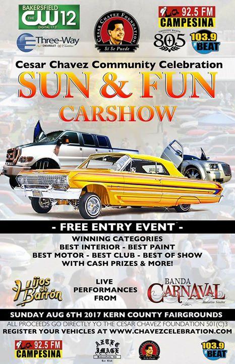 Fun In The Sun Car Show At Bakersfield Fairgrounds Bakersfield - Bakersfield car show
