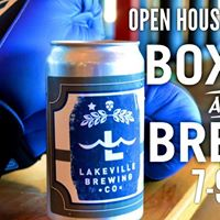 Open House  Boxing &amp Brews
