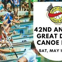 Naples 42nd Annual Great Dock Canoe Race