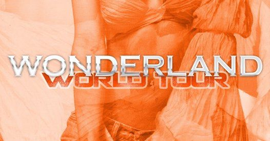 Wonderland World Tour Lisbon