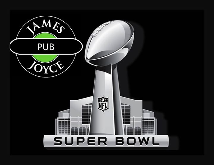 super bowl sunday 2017 and craft beer at the james joyce pub fredericton. Black Bedroom Furniture Sets. Home Design Ideas