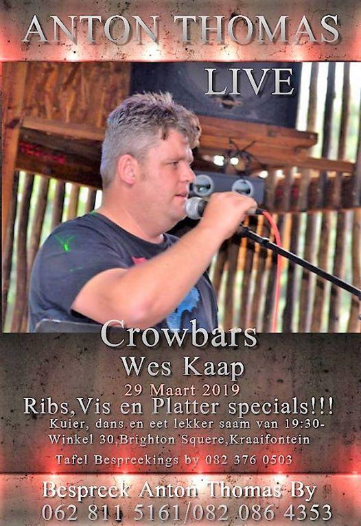 Crowbars Western Cape