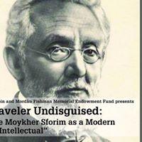 A Traveler Undisguised &quotMendele Moykher Sforim