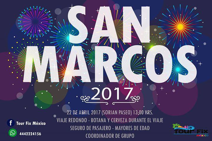 Feria de San Marcos, ¡Ay Fiesta Bonita! at Tour Fix México, San Luis