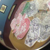 Flash Day Tattoo no centro de Osasco