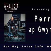 An evening with Perry app Gwynedd