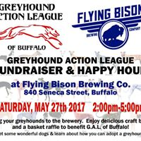 Greyhound Action League Fundraiser at Flying Bison