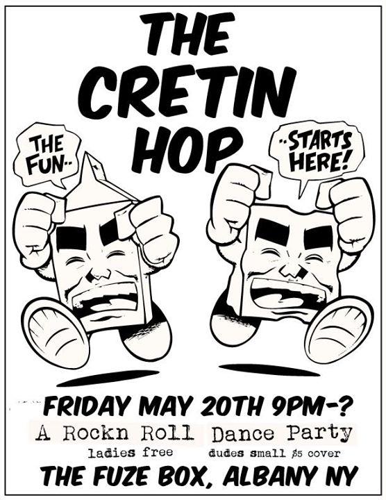 cretin hop at fuze box  albany