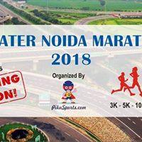 Greater Noida Greenathon